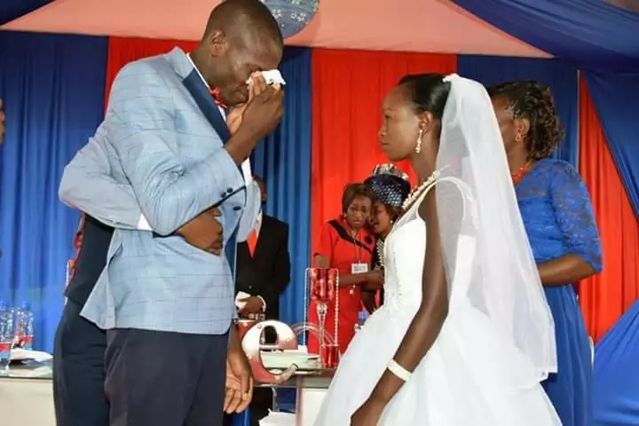 Wambui waithaka wedding