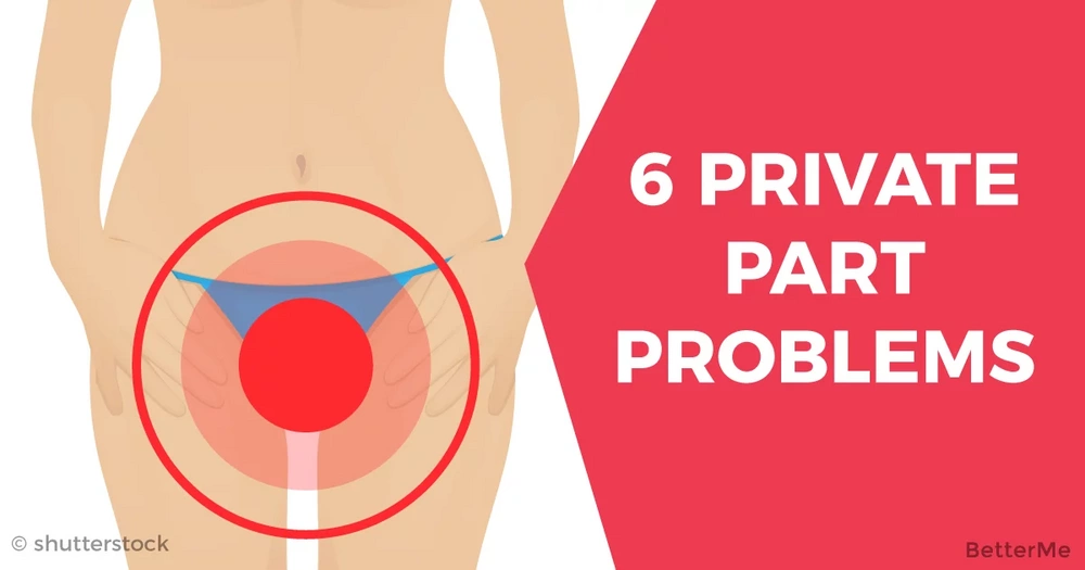 6 Vagina Problems Every Woman Should Know About