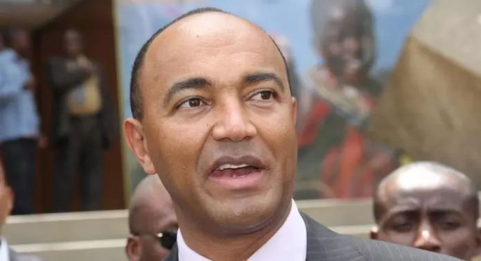 VIDEO: Sonko and Peter Kenneth supporters clash, GUNS unleashed