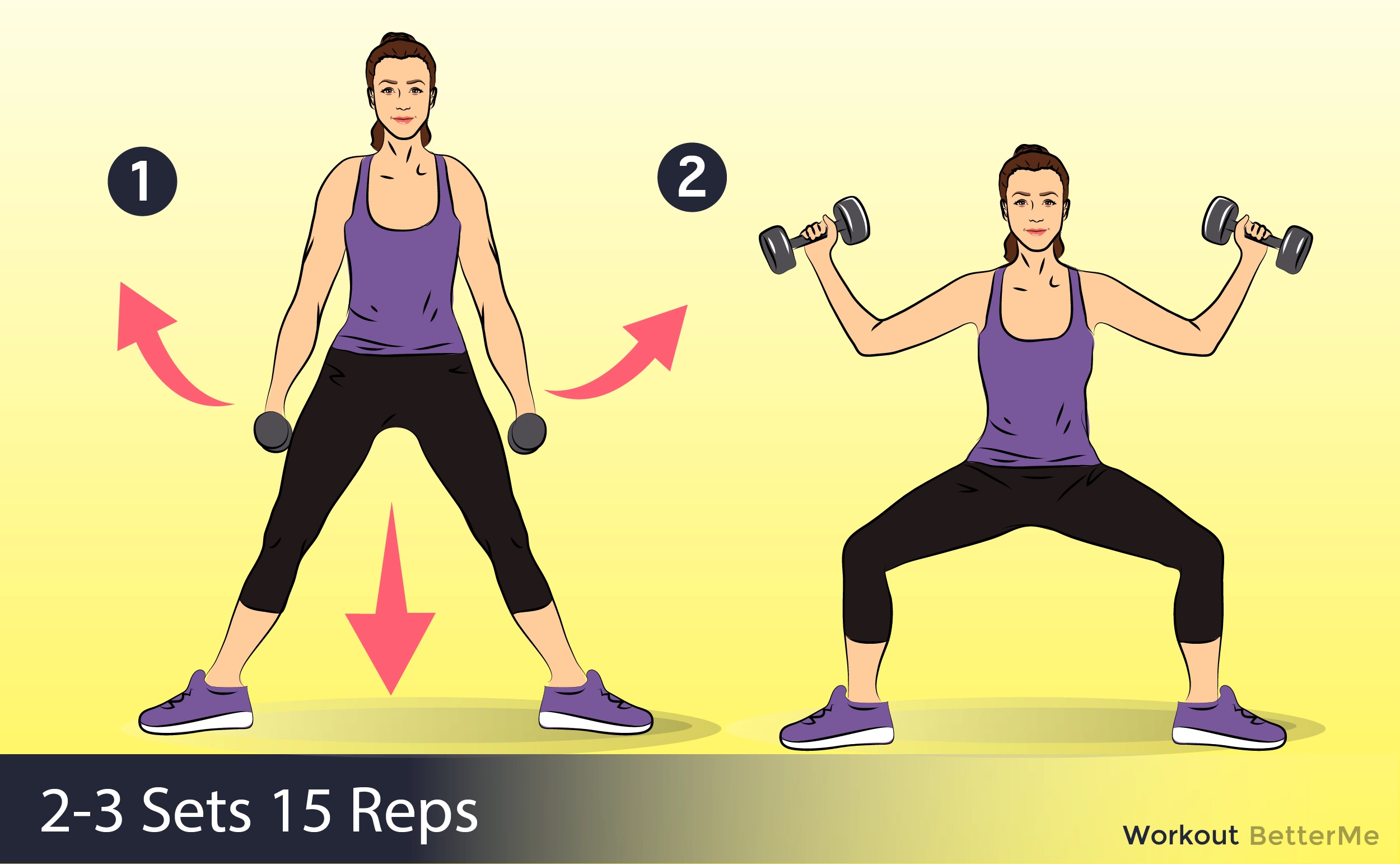 4 Simple Moves For A Better Butt foto