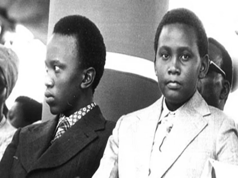 Meet Muhoho Kenyatta, Uhuru's powerful younger brother