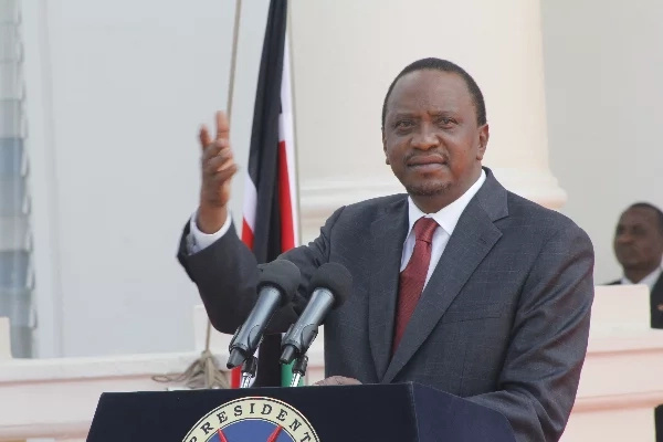 Uhuru settles the battle between Sonko and Kenneth