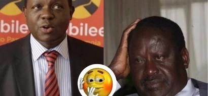 Jubilee's Raphael Tuju hammers Raila brutally in the wake of the ballot tender debacle