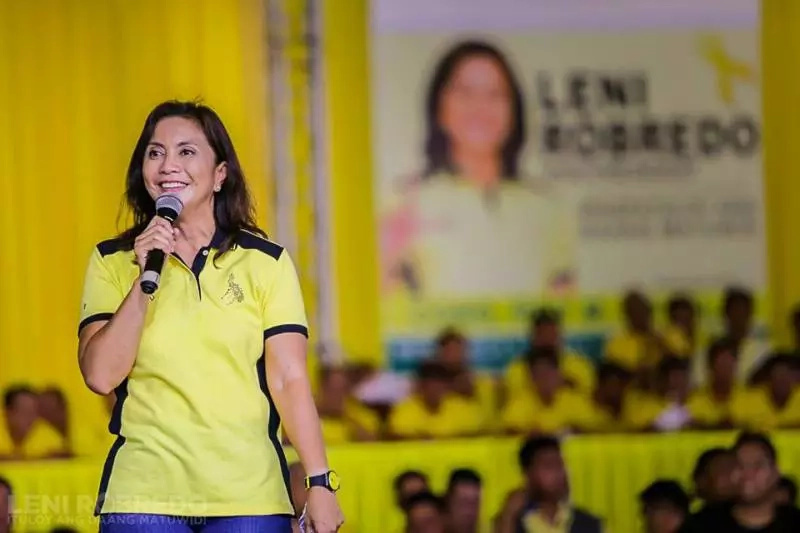 Barangay officials to administer Robredo's oath taking