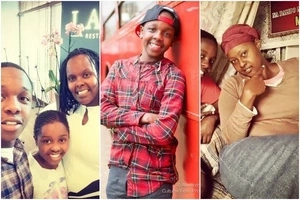 Machachari star Govi introduces his REAL mother and cute sister (Photos)