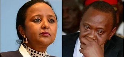 Uhuru finally REACTS after Amina Mohammed's loss in the AU Commission Chair election