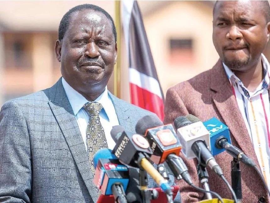 Raila na Kalonzo wazuiliwa kutosafiri nje ya nchi