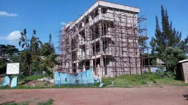 Photos of Raila's multi-million house in Kibera slums