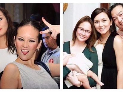 Buntis ba ang BFF niya? Beauty Gonzalez breaks her silence on rumors that Ellen Adarna is pregnant and that John Lloyd Cruz is her boyfriend