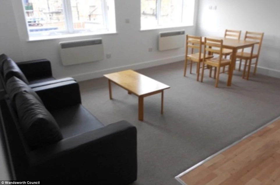 The flats they were offered are fully refurbished and in good condition. Photo: Wandsworth Council