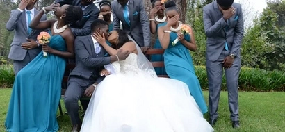 6 extremely absurd things at Kenyan weddings that will make you laugh then cry