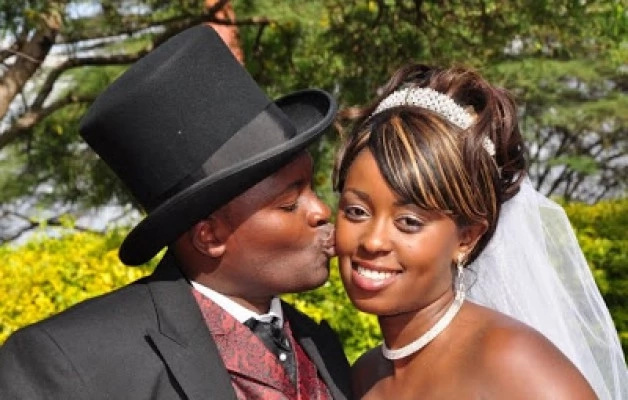 Kenyan celebrity couple that split like Brangelina