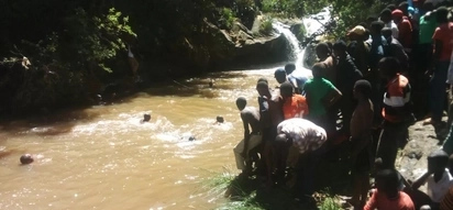 23-year-old dies after falling into a river during selfie session