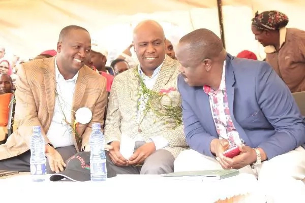 Governor Ruto claims Jubilee rigged 2013 elections