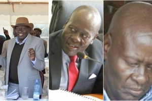Politicians make SHOCKING announcement to boycott burial of former Nyeri governor