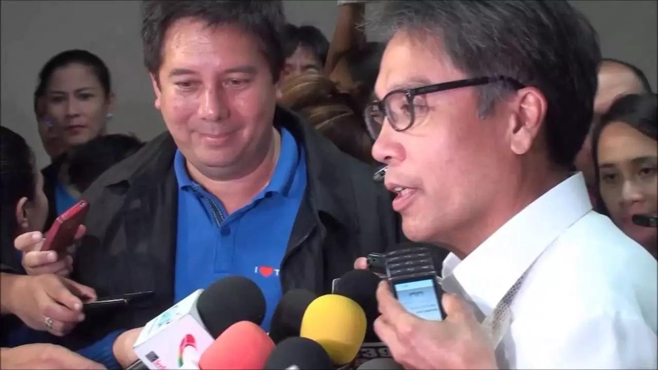 Romualdez: Roxas risked his life in Yolanda