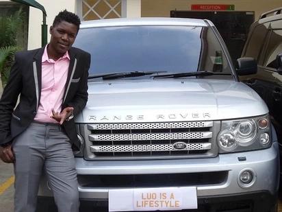 """Aliyekuwa mcheshi katika Churchill Show - Owago - """"amesota""""? Pata uhondo"""