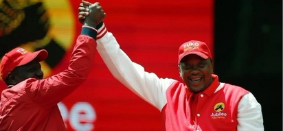 Foreign media reveals Cambridge Analytica secretly influenced Uhuru's re-election