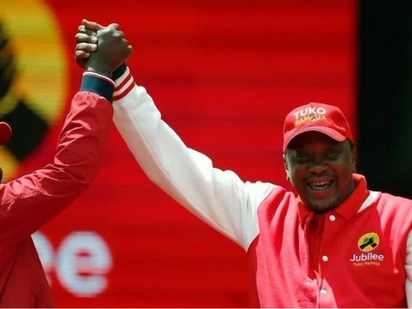 Foreign media reveals Cambridge Analytica secretly influenced Uhuru's re-election