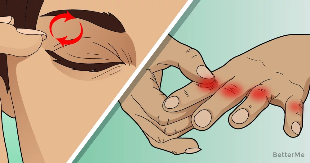 8 body signs that can tell if you have health problems