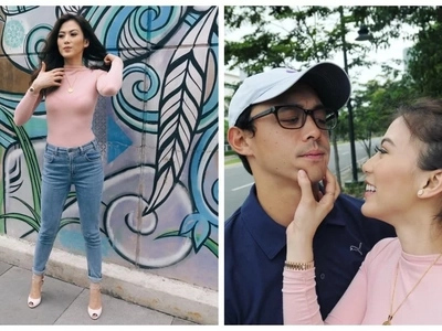 Para sa ekonomiya! Alex Gonzaga has a sweet message to her boyfriend with regards to her 'vlogging' career