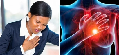 5 early signs of heart attack EVERY WOMAN should know