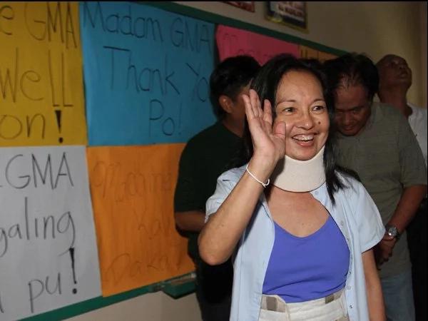Gloria Arroyo postpones Lubao visit