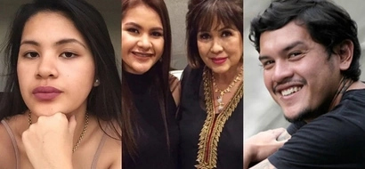 Ayaw sa pulitika? Baste Duterte and niece launch their showbiz career