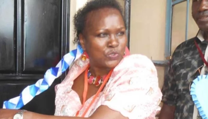 Uhuru's sister calls for peaceful elections