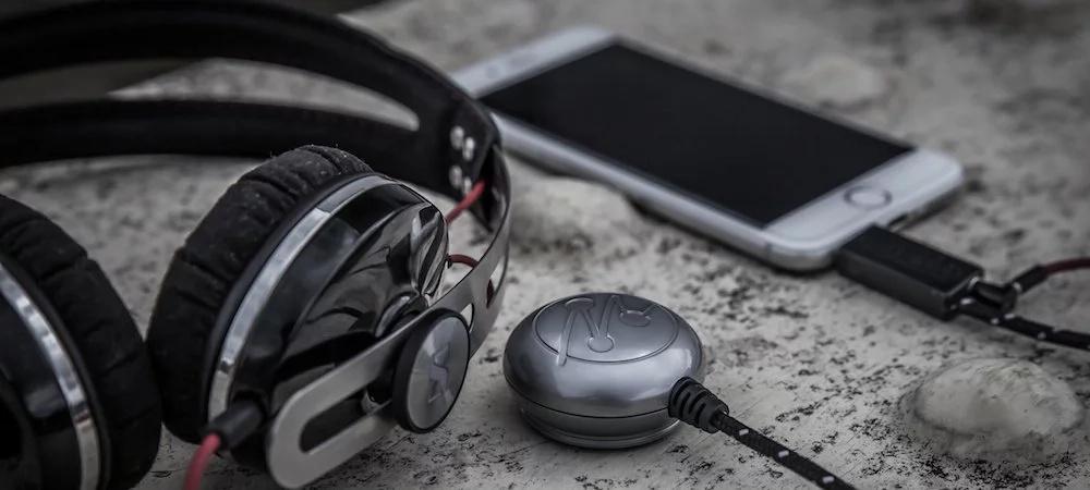 Gadget para hacer música en cualquier superficie