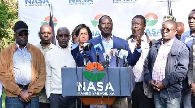 Change of tune? Raila Odinga to make major announcement next week, rules out fresh poll