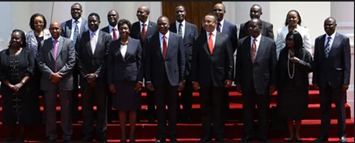 Tycoons, top company chiefs among new team tasked to win over NASA strongholds for Uhuru