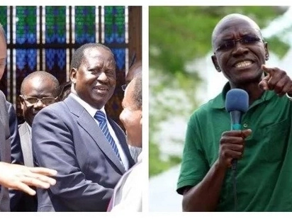 Boni Khalwale exposes secret talks between NASA and Jubilee during showdown with Miguna Miguna, details