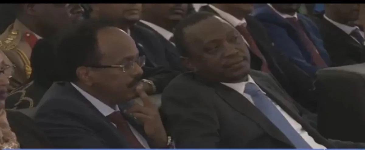 Uhuru in Somalia