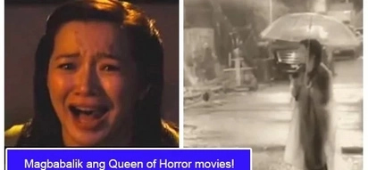 Nag-level up ang Queen of horror movies! Kris Aquino reveals some details about her iFlix horror movie