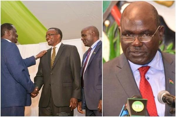 Raila atoa masharti mengine kwa tume ya IEBC