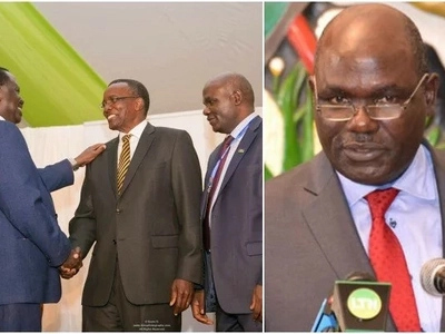 IEBC top official set to resign 'soon'