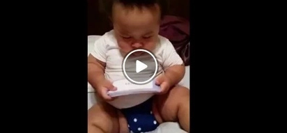 19-months-old baby reads and counts up to 50! See how his mother attained such results
