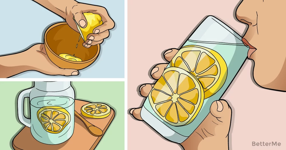 10 reasons to drink lemon water on an empty stomach