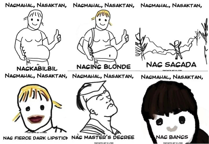 """Nagmahal, Nasaktan"" memes are the newest ""Hugot"""