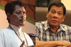Duterte seeks peace with Misuari
