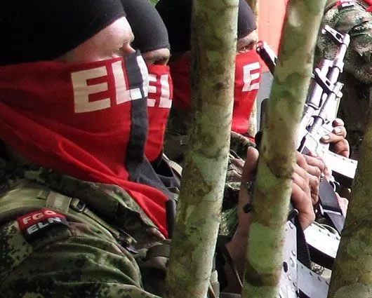 Golpe al ELN en Arauca