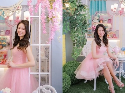 Kisses Delavin is the most stunning debutante in her pre-debut photos