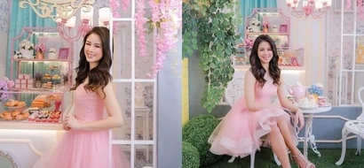 The wait is almost over! Here are some of the beautiful photos for Kisses Delavin's upcoming debut