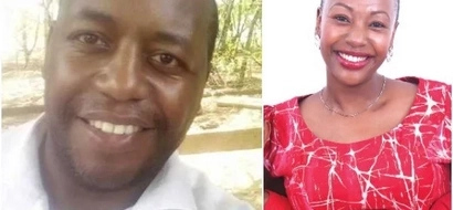 Former NTV Show host Janet Kanini's husband with the most TOUCHING message to his late wife