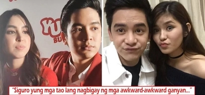 Di sila kumportable? Joshua Garcia disproves rumors about 'ilangan' between him and ex-loveteam Loisa Andalio