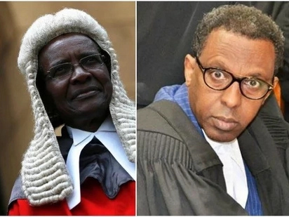 Lawyer Ahmednassir Abdulahi eats humble pie after CJ Maraga calls him out for Twitter rants