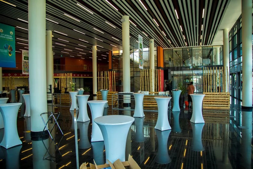 The Kigali Convention Center to host the 27th AU summit