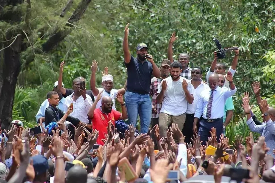 Kenyans go HAM on NASA senator for attacking Joho