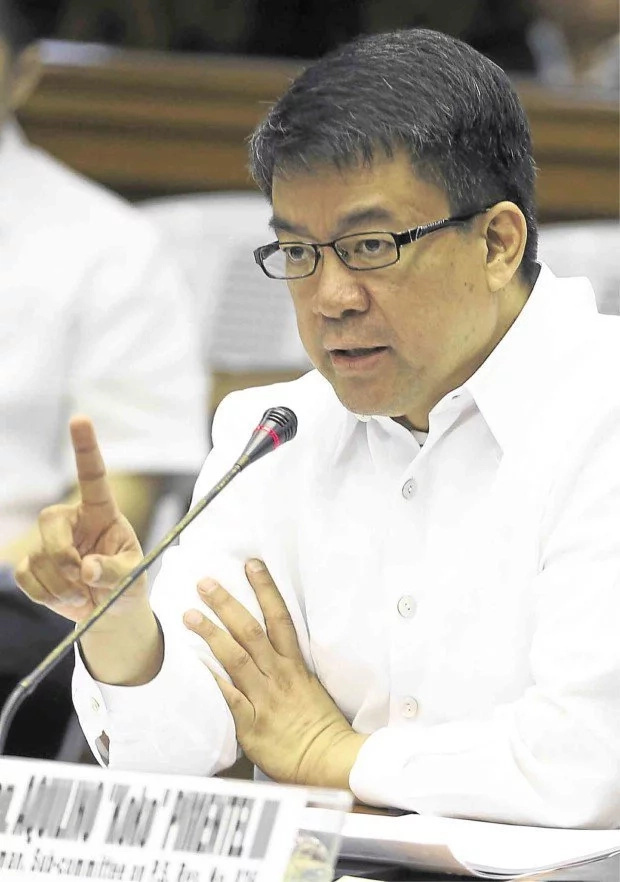 Pimentel garners 18 signatures, secures Senate Presidency